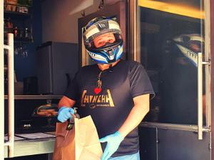 delivery comida peruana madrid